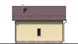 Дом из бруса БСУ-ПБ 22