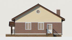 Дом из блоков БСУ-ДБ 1-3