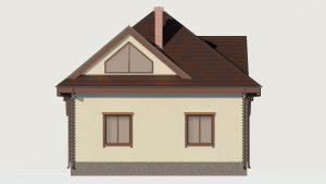 Дом из блоков БСУ-ДБ 4