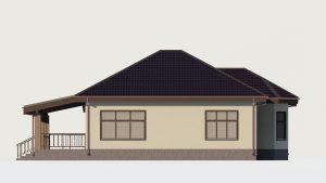 Дом из блоков БСУ-ДБ 1-4