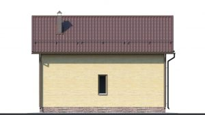 Каркасный дом БСУ-КД 22