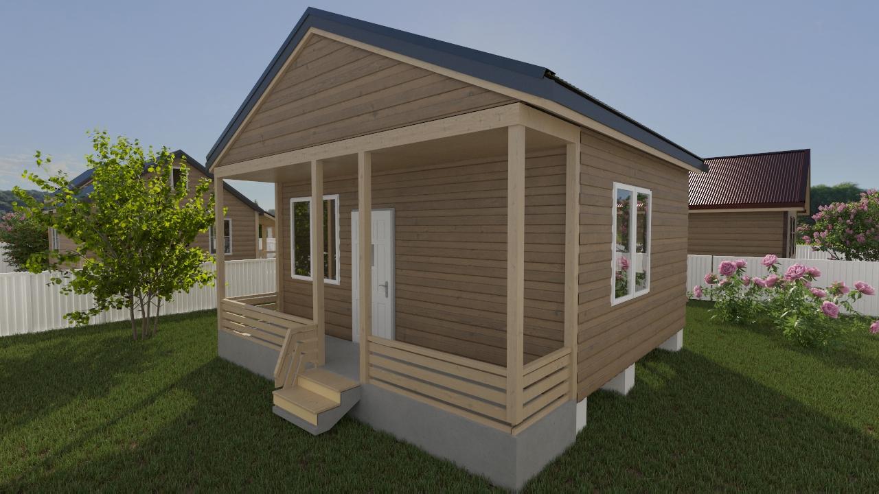 Дом ВОЛГА 5